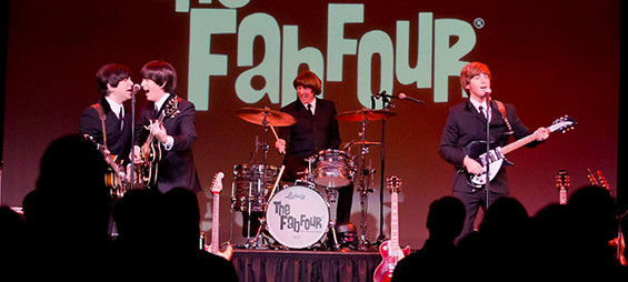 The Fab Four: The Best Beatles Tribute Band | The Fab Four
